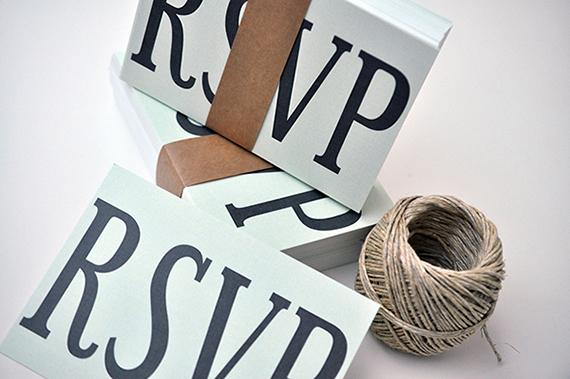 wedding invitation E&T