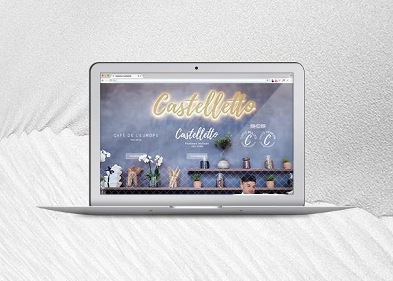 Castelletto Webseite